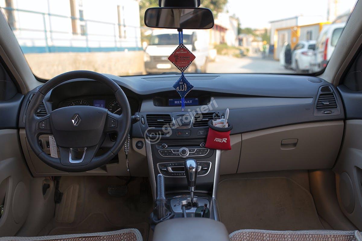 Renault Latitude Kadıköy Kiralık Araç 7. Fotoğraf