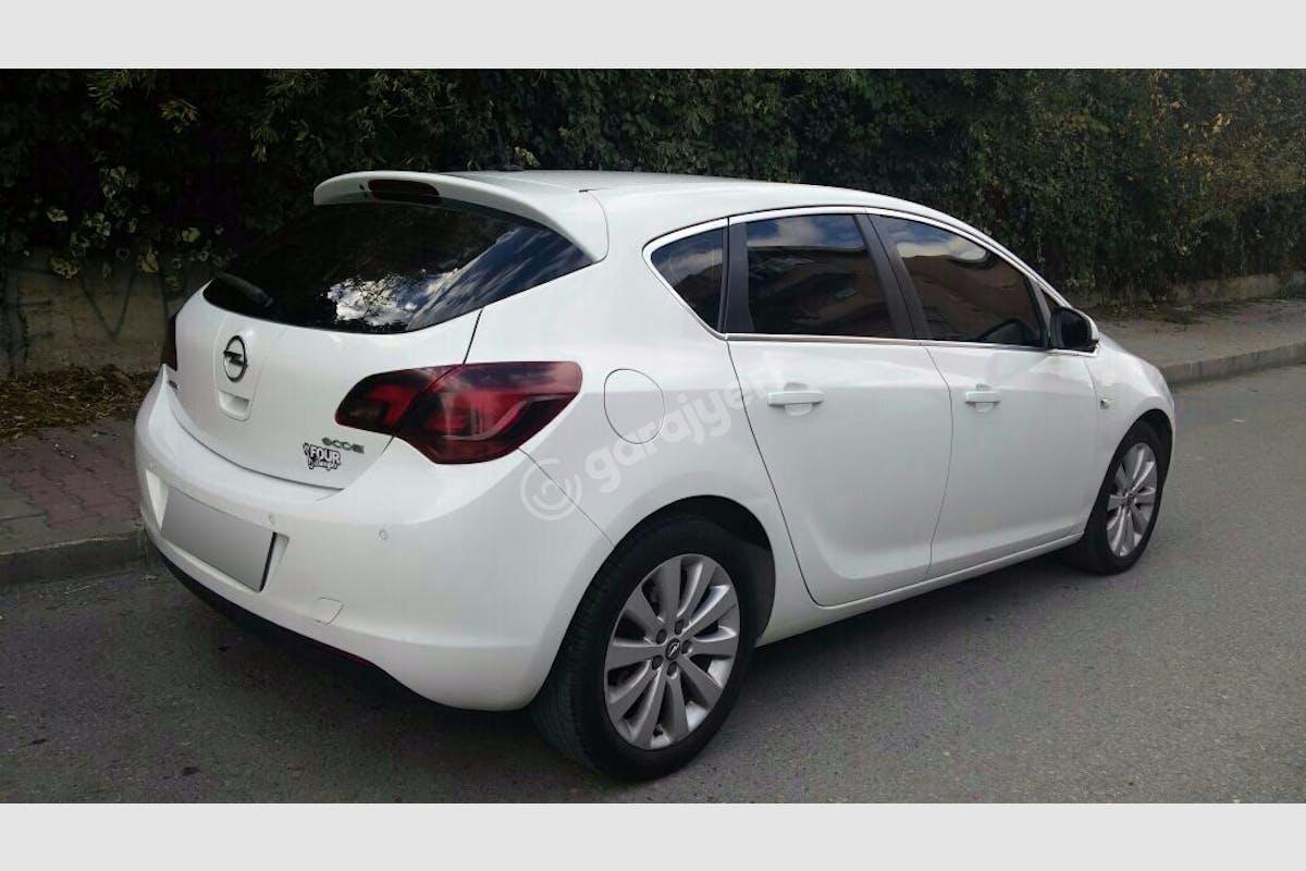 Opel Astra Beylikdüzü Kiralık Araç 3. Fotoğraf