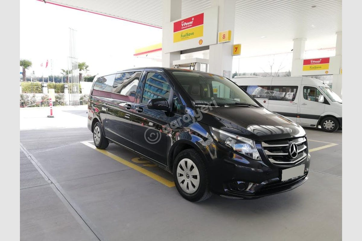 Mercedes - Benz Vito Maltepe Kiralık Araç 1. Fotoğraf