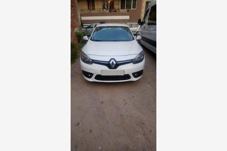 Kiralık Renault Fluence 2014 , İzmir Karşıyaka