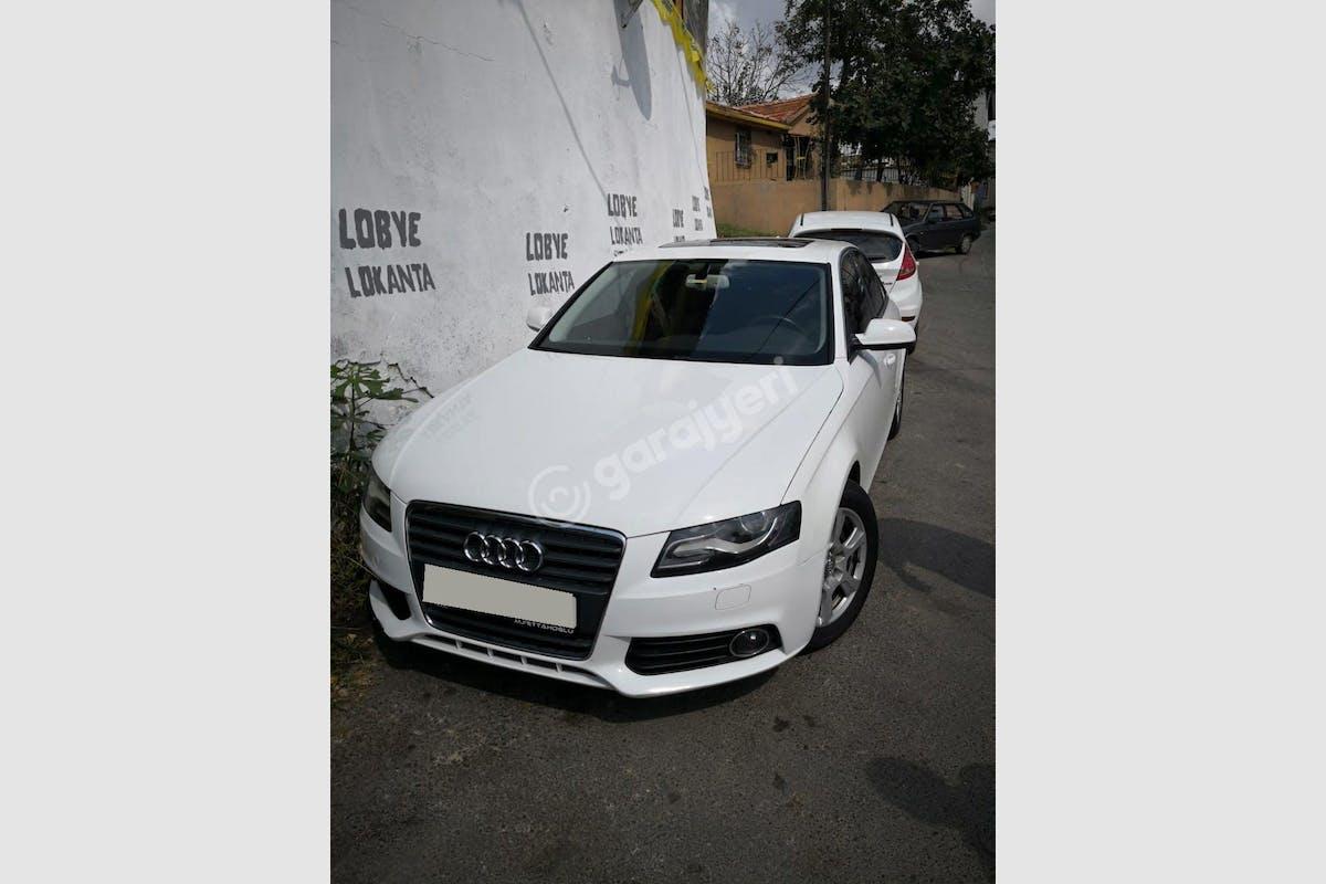 Audi A4 Beykoz Kiralık Araç 1. Fotoğraf