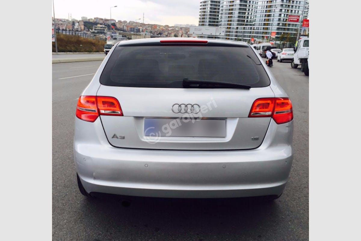 Audi A3 Üsküdar Kiralık Araç 5. Fotoğraf