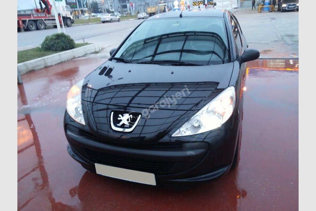 Peugeot 206 Plus Beylikdüzü Kiralık Araç 1. Fotoğraf