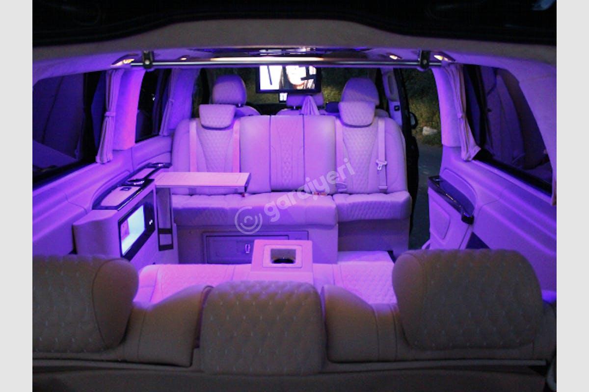 Mercedes - Benz Vito Şişli Kiralık Araç 1. Fotoğraf