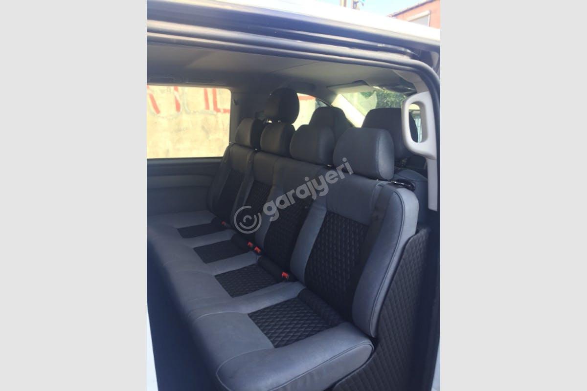 Mercedes - Benz Vito Pendik Kiralık Araç 2. Fotoğraf