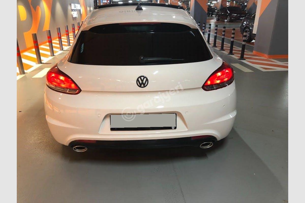 Volkswagen Scirocco Maltepe Kiralık Araç 8. Fotoğraf