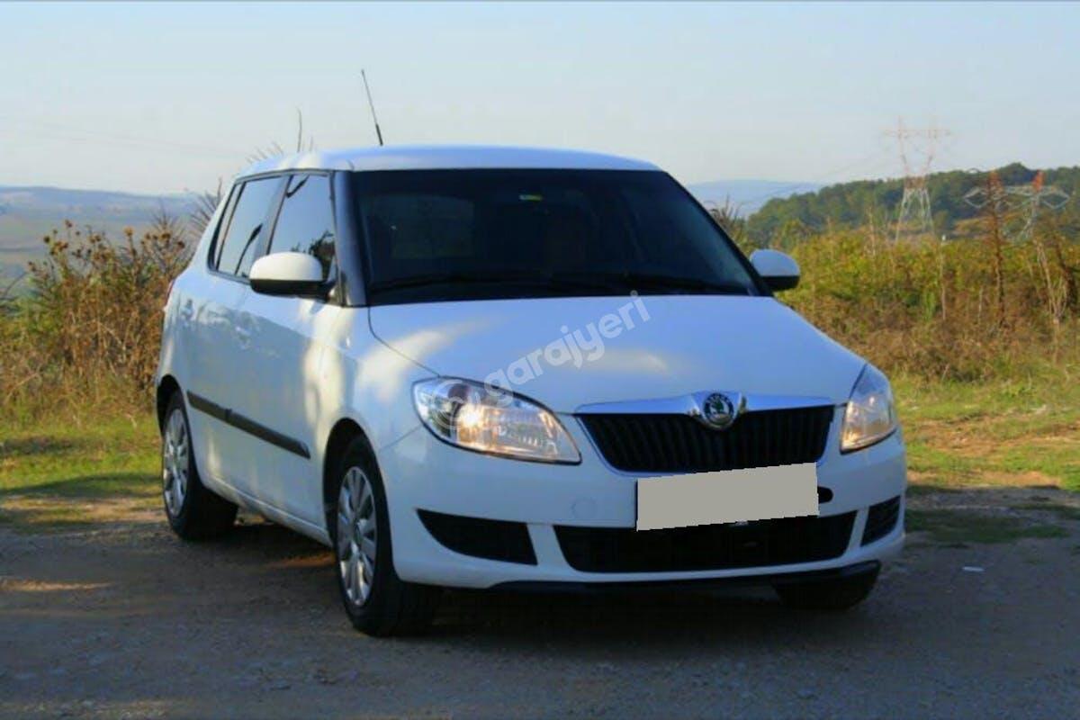 Skoda Fabia Adapazarı Kiralık Araç 2. Fotoğraf