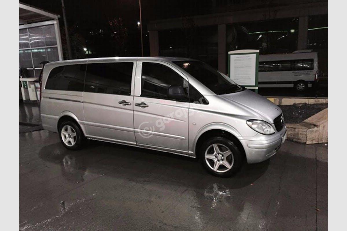 Mercedes - Benz Vito Kağıthane Kiralık Araç 2. Fotoğraf