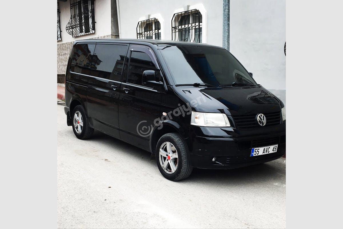 Volkswagen Transporter İlkadım Kiralık Araç 1. Fotoğraf