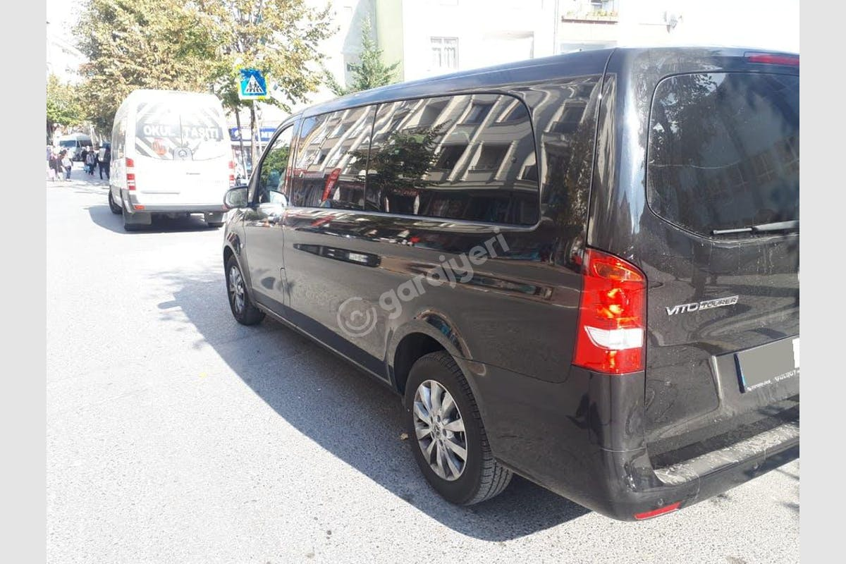 Mercedes - Benz Vito Avcılar Kiralık Araç 2. Fotoğraf