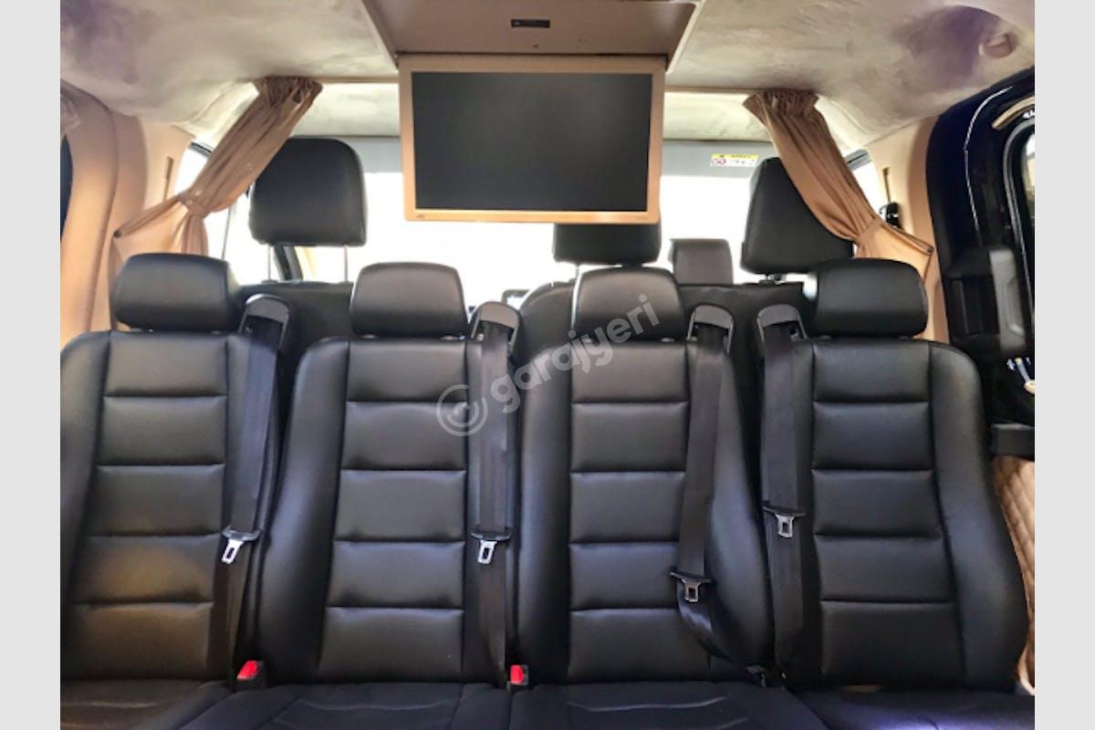 Ford Tourneo Custom Ümraniye Kiralık Araç 6. Fotoğraf