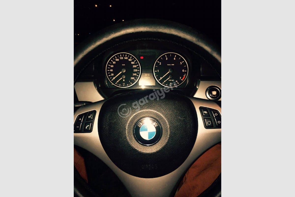 BMW 3 Tuzla Kiralık Araç 5. Fotoğraf