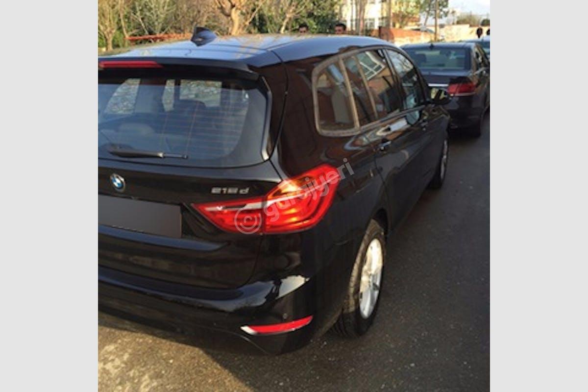 BMW 2 Gran Tourer Beykoz Kiralık Araç 2. Fotoğraf