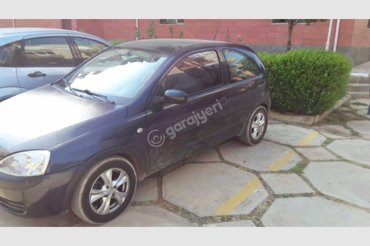 Opel Corsa Yenişehir Kiralık Araç 3. Fotoğraf