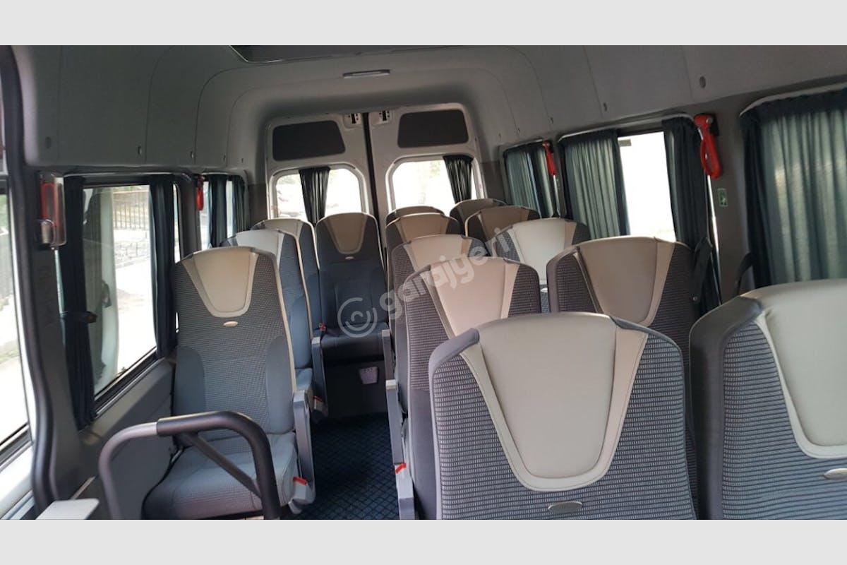 Volkswagen Crafter Üsküdar Kiralık Araç 3. Fotoğraf