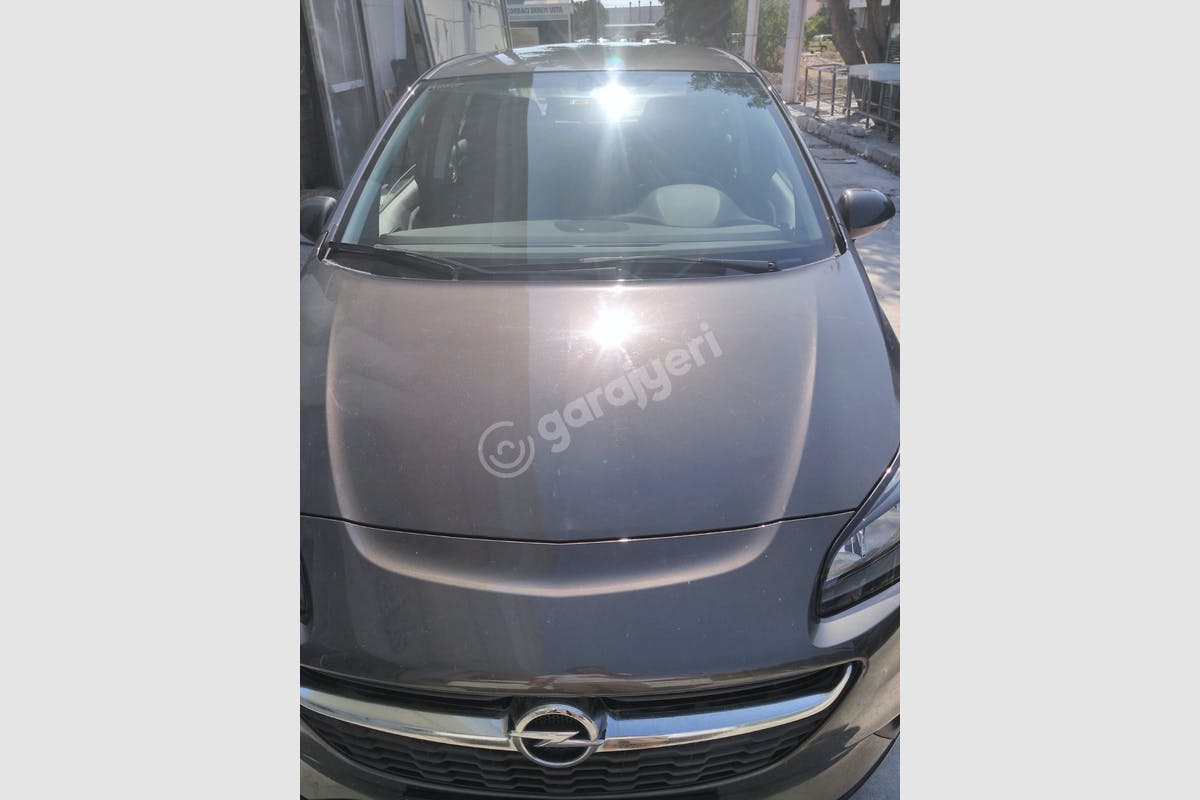 Opel Corsa Konak Kiralık Araç 5. Fotoğraf