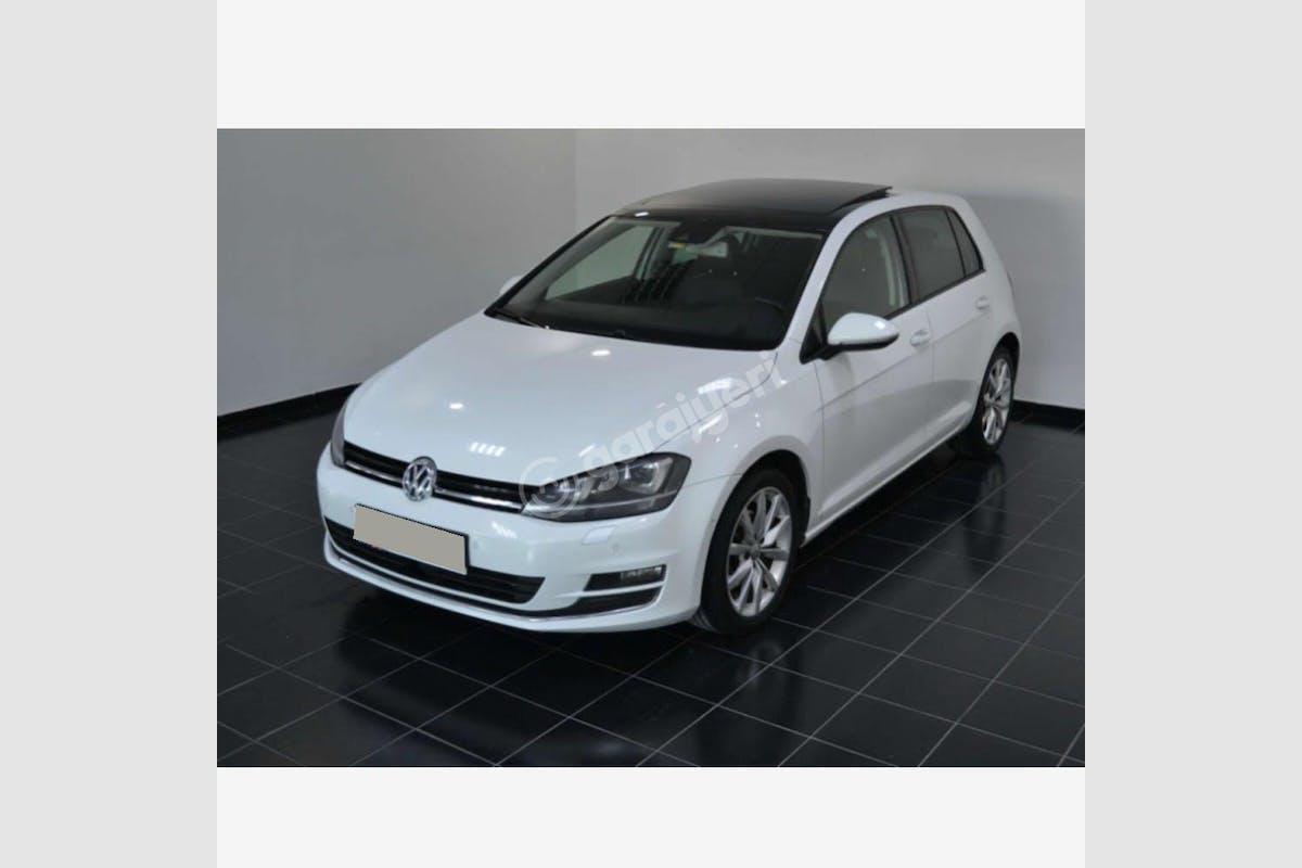 Volkswagen Golf Bandırma Kiralık Araç 1. Fotoğraf