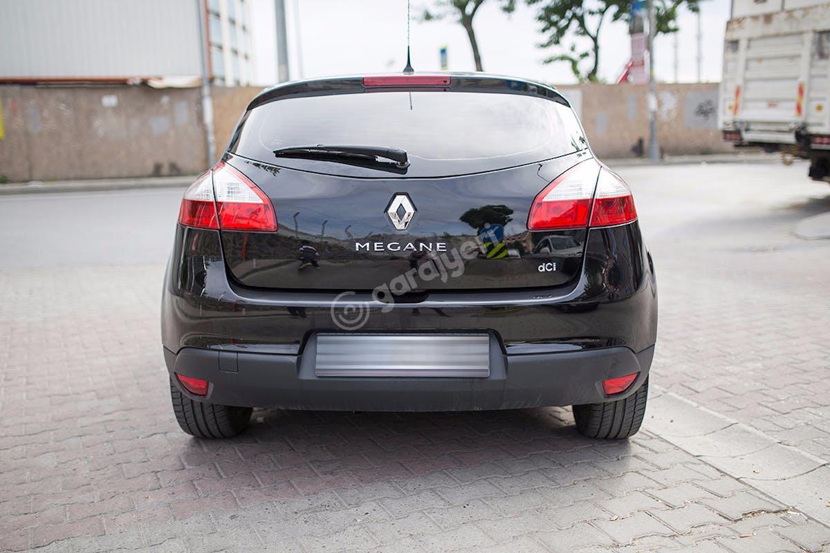Renault Megane Şişli Kiralık Araç 5. Fotoğraf