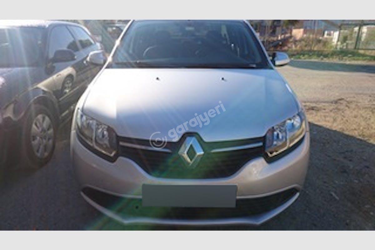 Renault Symbol Büyükçekmece Kiralık Araç 2. Fotoğraf