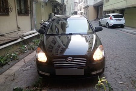 Kiralık Hyundai Accent Era , İstanbul Kadıköy