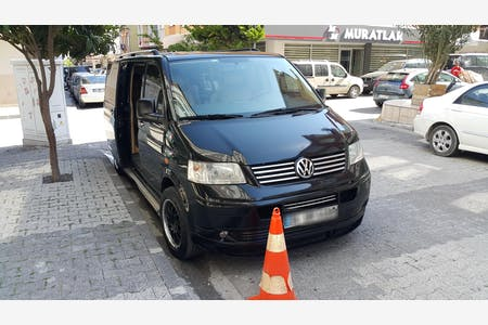 Kiralık Volkswagen Transporter , İstanbul Üsküdar