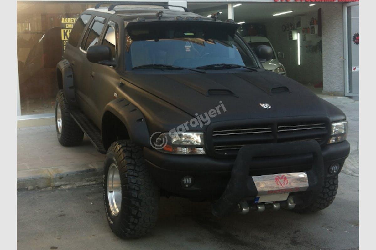 Dodge Durango Çankaya Kiralık Araç 2. Fotoğraf