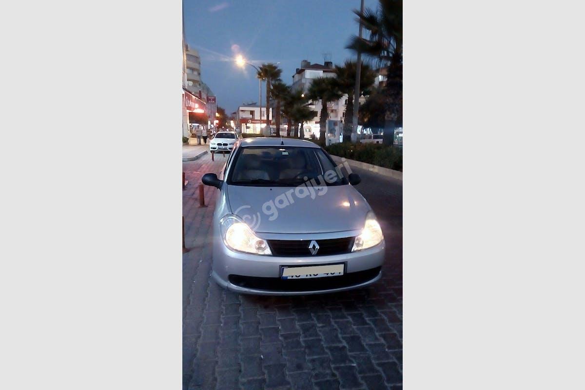 Renault Symbol Ortaca Kiralık Araç 1. Fotoğraf