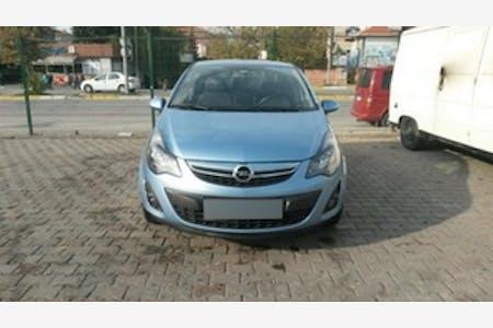 Opel Corsa İstanbul Eyüp Kiralık Araç