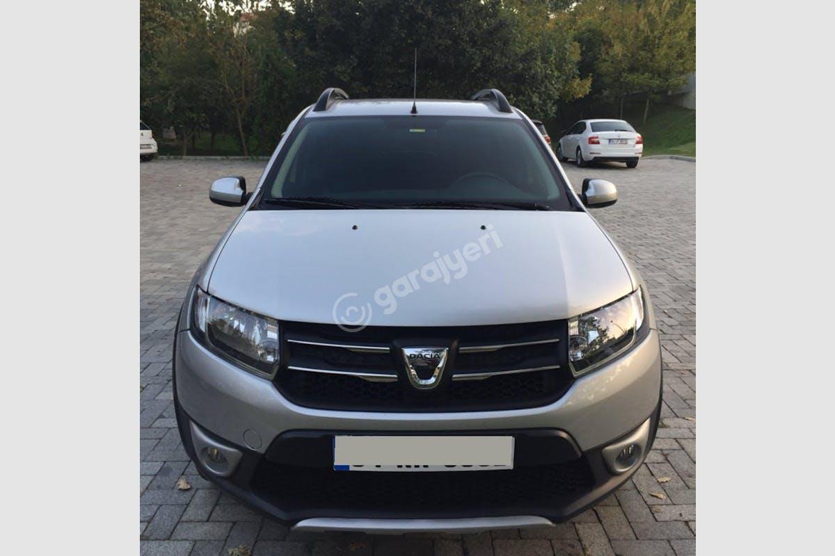 Dacia Sandero Stepway Şişli Kiralık Araç 2. Fotoğraf