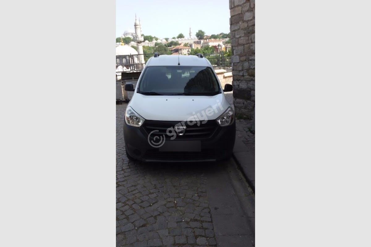 Dacia Dokker Bayrampaşa Kiralık Araç 1. Fotoğraf