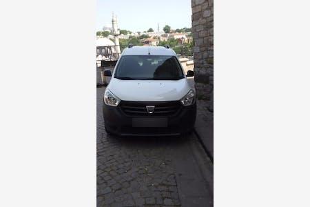 Dacia Dokker İstanbul Bayrampaşa Kiralık Araç