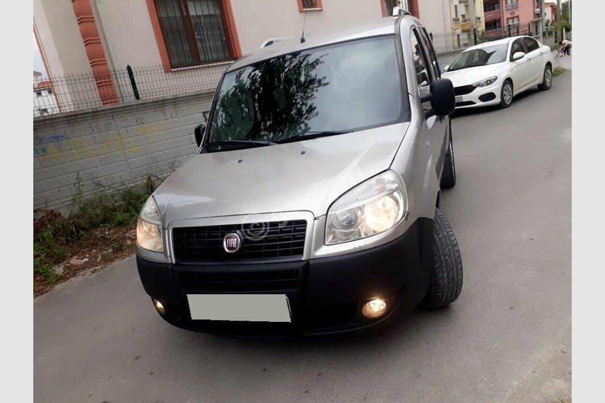 Fiat Doblo Adapazarı Kiralık Araç 3. Fotoğraf