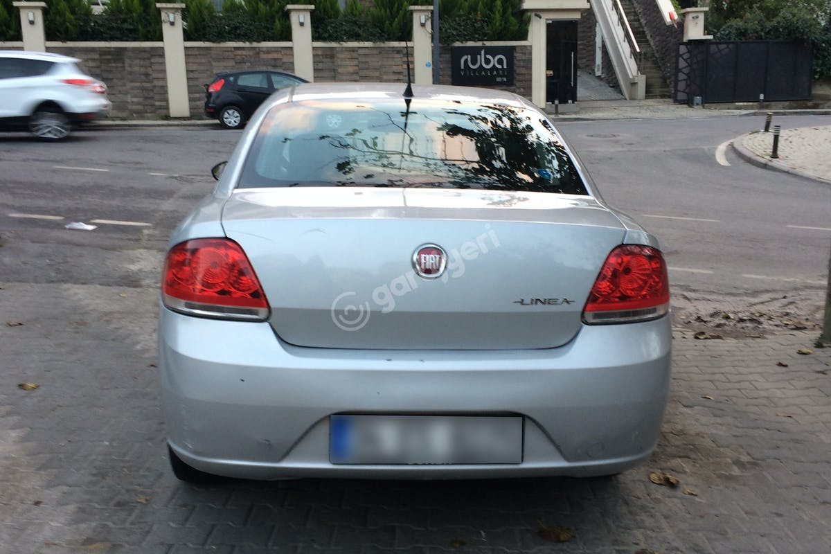 Fiat Linea Üsküdar Kiralık Araç 5. Fotoğraf