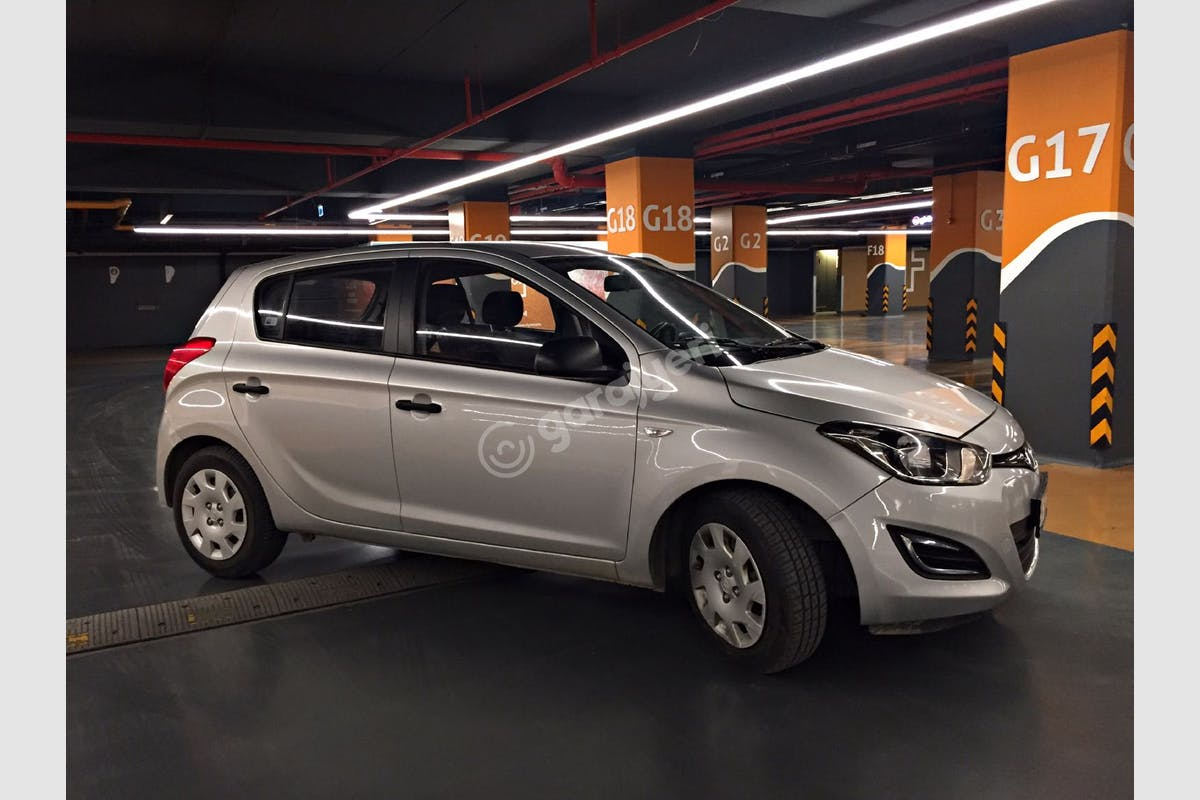 Hyundai i20 Ataşehir Kiralık Araç 3. Fotoğraf