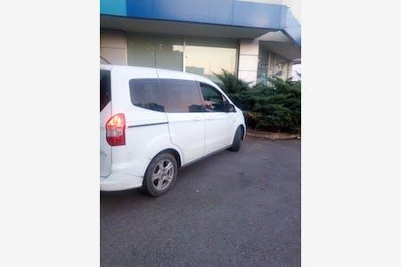 Kiralık Ford Courier 2015 , İstanbul Esenyurt