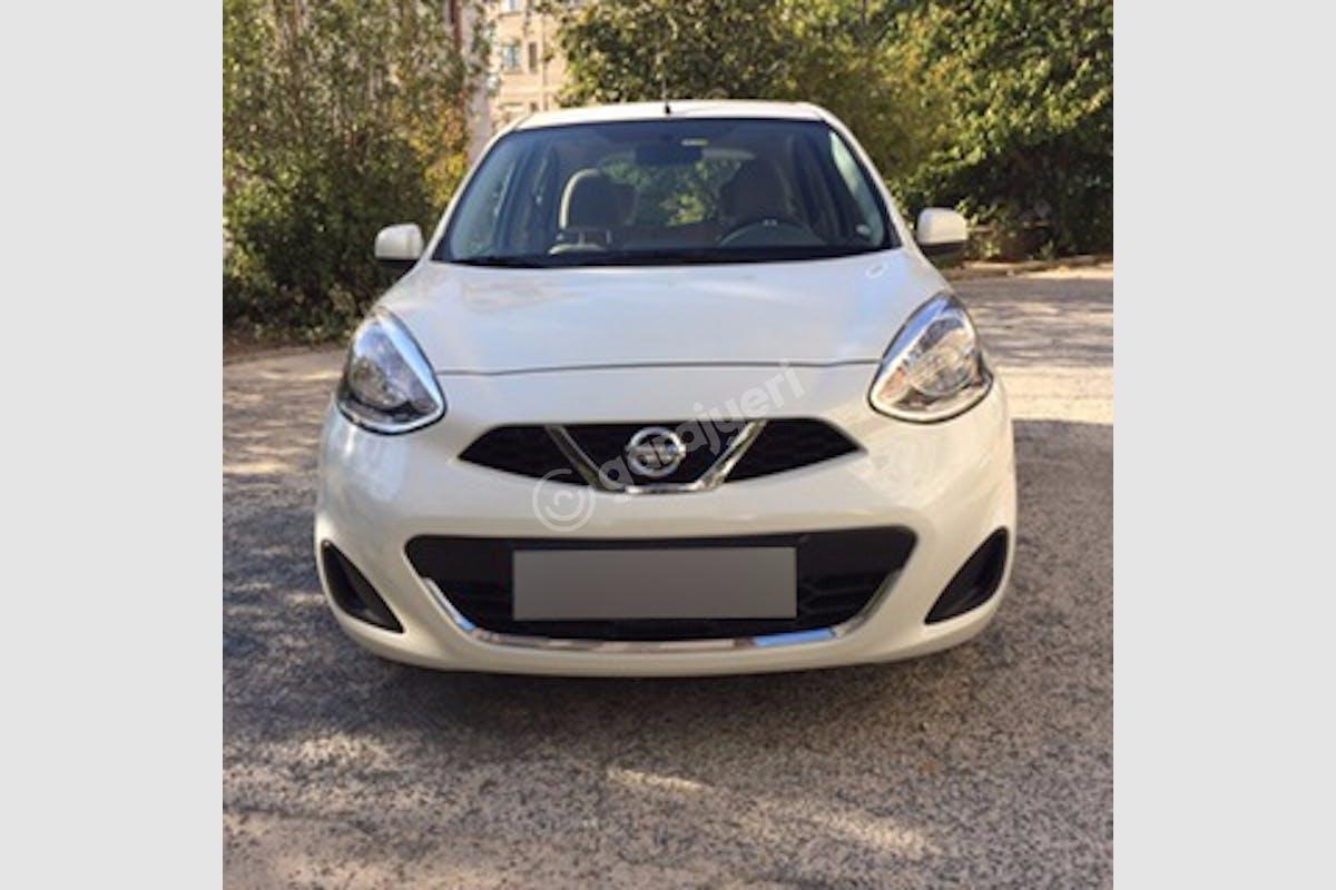 Nissan Micra Beşiktaş Kiralık Araç 2. Fotoğraf