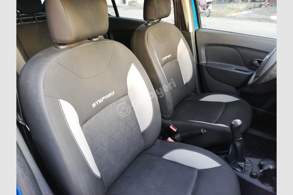 Dacia Sandero Edremit Kiralık Araç 5. Fotoğraf