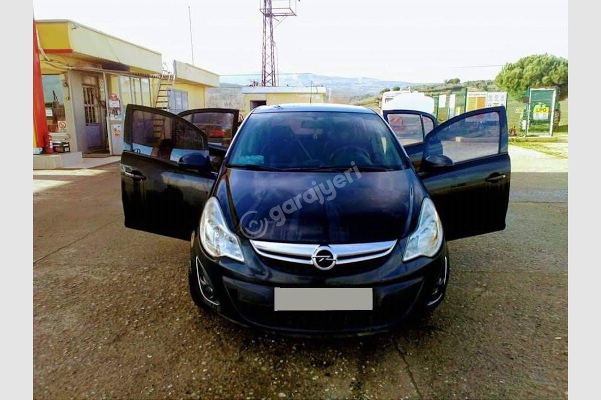 Opel Corsa Osmangazi Kiralık Araç 1. Fotoğraf