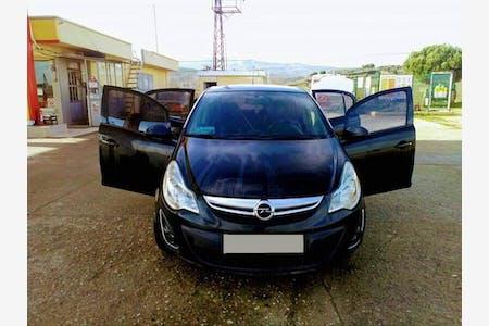 Kiralık Opel Corsa 2012 , Bursa Osmangazi