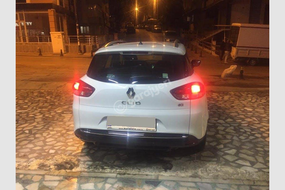 Renault Clio Tuzla Kiralık Araç 1. Fotoğraf