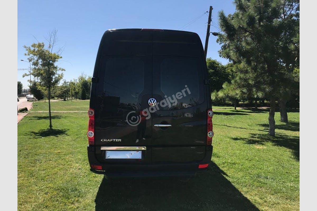 Volkswagen Crafter Selçuklu Kiralık Araç 6. Fotoğraf