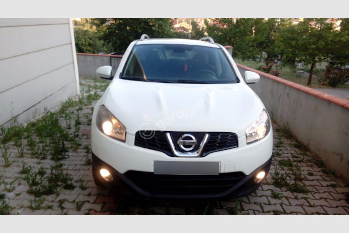 Nissan Qashqai Maltepe Kiralık Araç 1. Fotoğraf