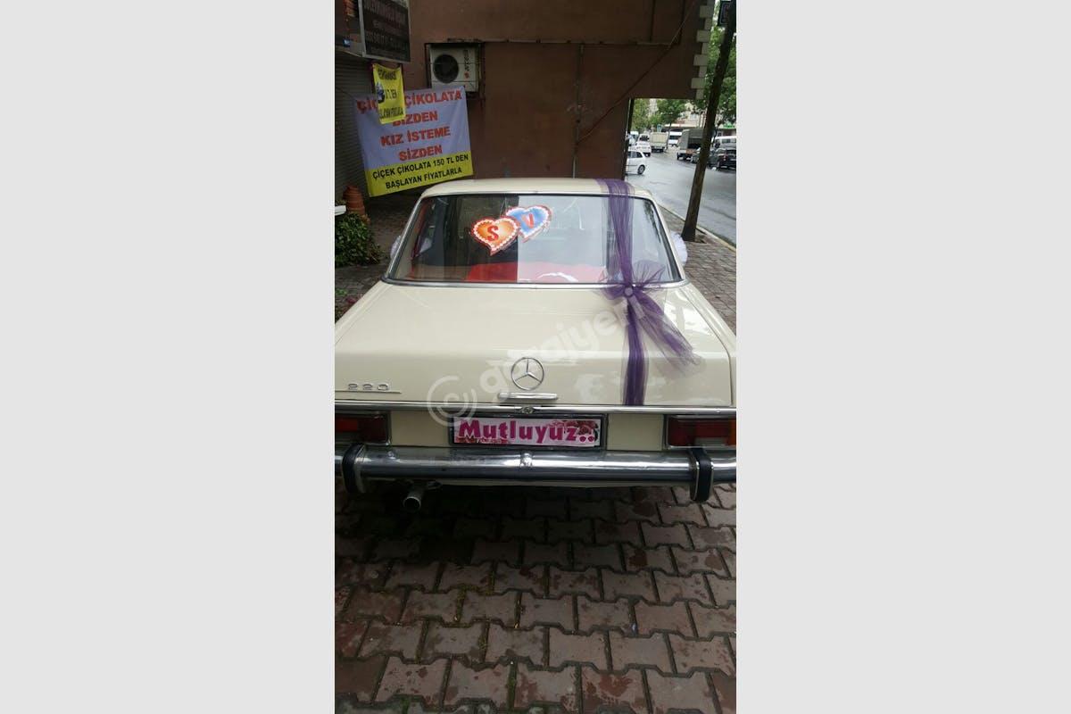 Mercedes - Benz C Bahçelievler Kiralık Araç 4. Fotoğraf