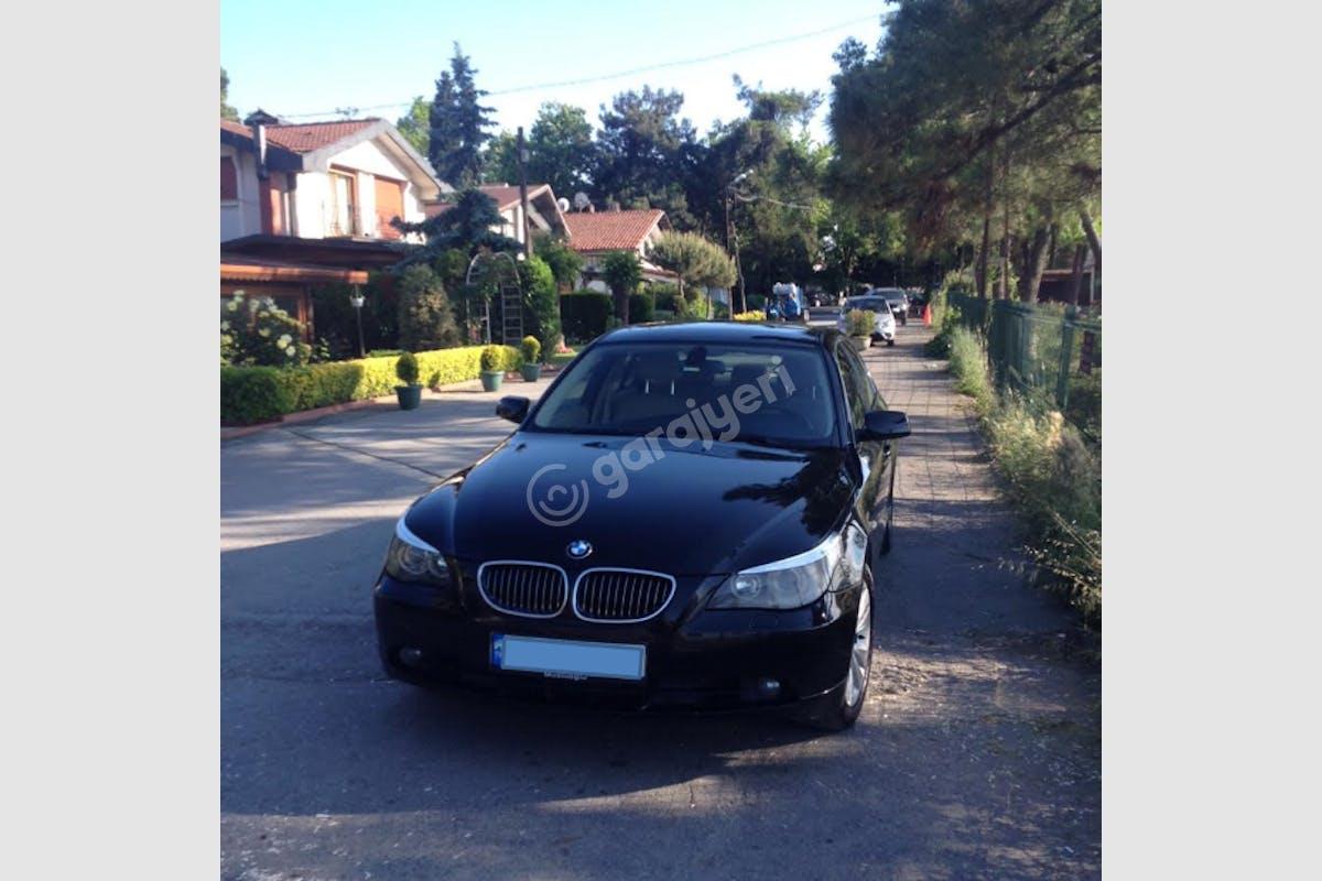 BMW 5 Sabiha Gökçen Havaalanı Kiralık Araç 3. Fotoğraf