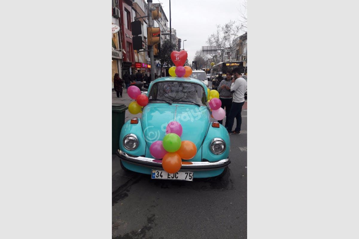 Volkswagen Beetle Fatih Kiralık Araç 10. Fotoğraf