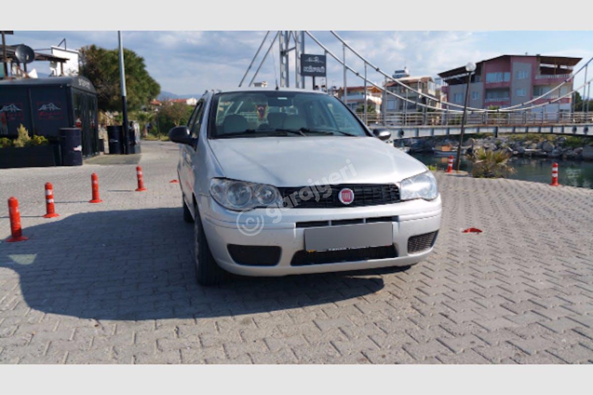 Fiat Albea Edremit Kiralık Araç 3. Fotoğraf