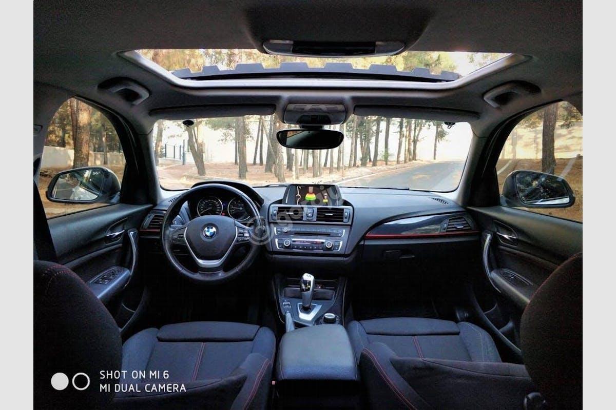 BMW 1 Merkez Kiralık Araç 1. Fotoğraf