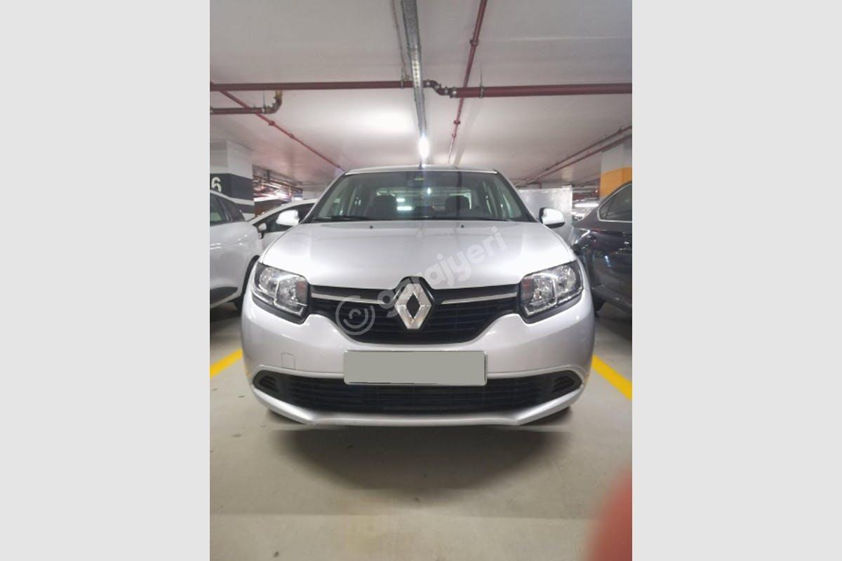Renault Symbol Kağıthane Kiralık Araç 3. Fotoğraf