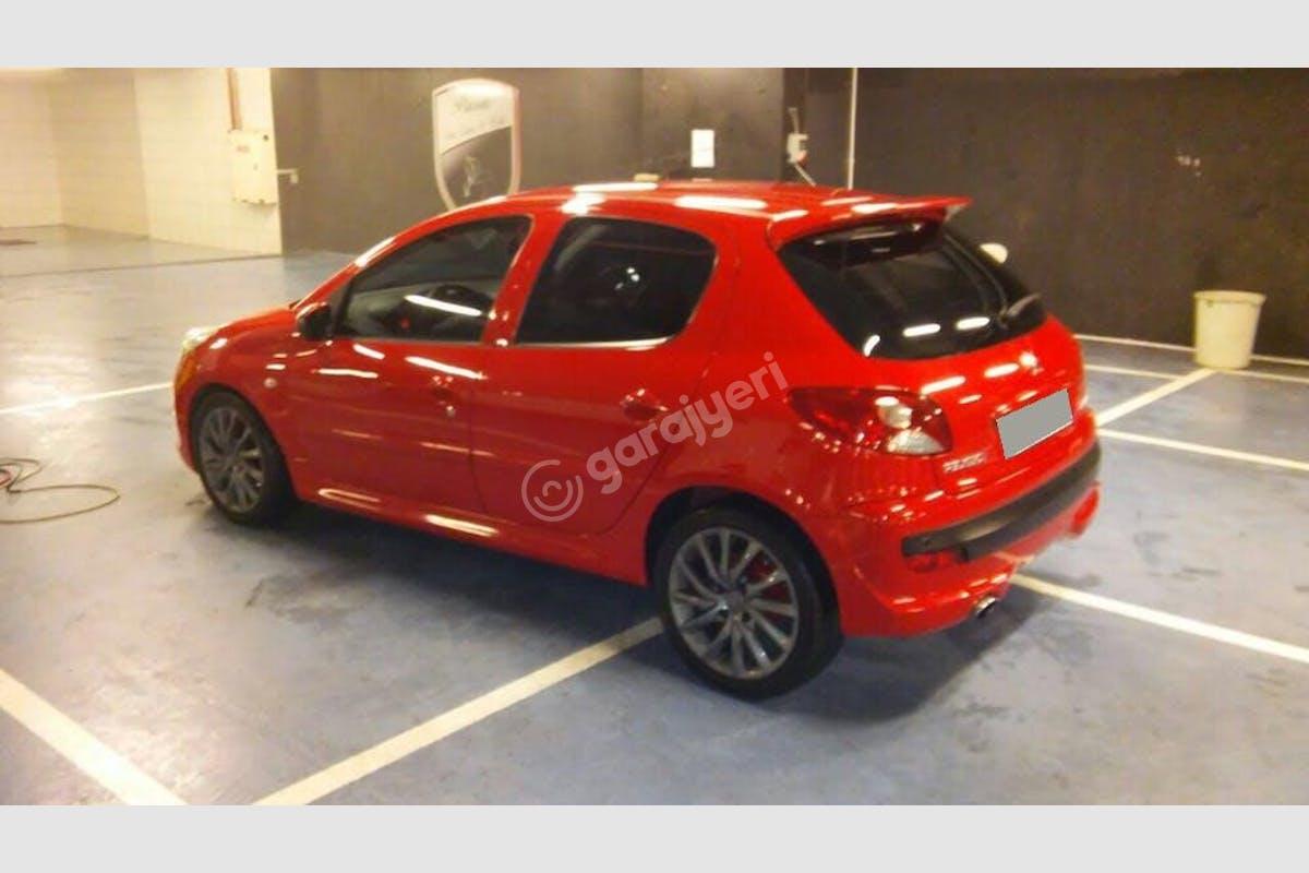 Peugeot 206 Plus Kadıköy Kiralık Araç 2. Fotoğraf