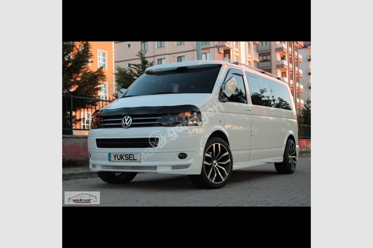 Volkswagen Caravelle Nilüfer Kiralık Araç 1. Fotoğraf